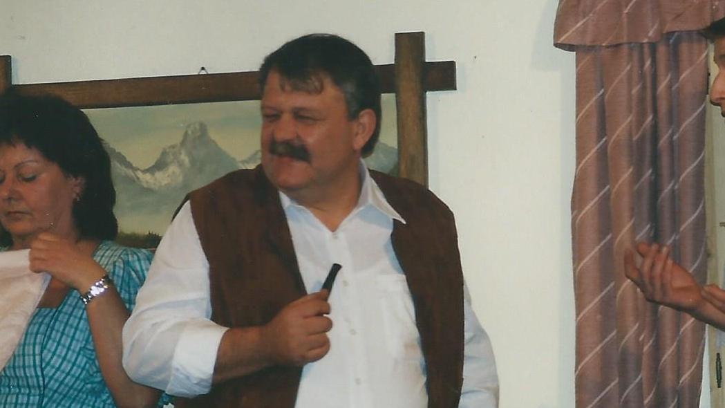"Anton Brandmair ein ""stiller Held"""