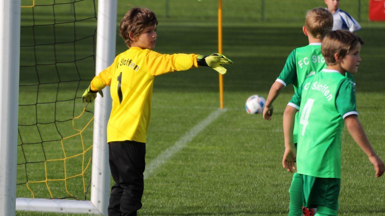 Erfolgreicher Heimspielauftakt für E-Junioren