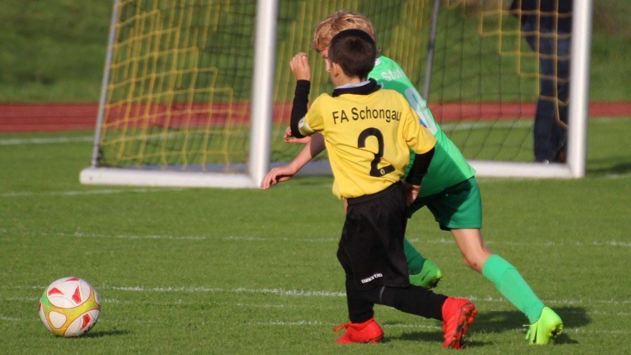 Spannende Spiele in Schongau und Hohenfurch