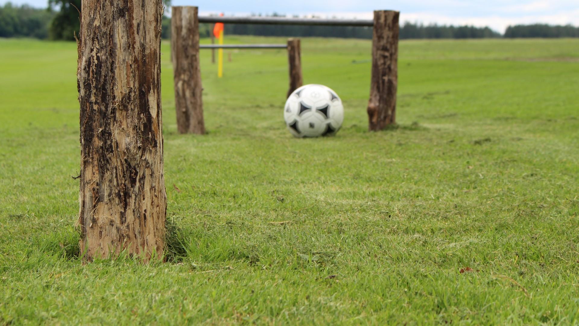 FC Stoffen eröffnet einen 9-Loch Fußballgolfplatz für Jedermann