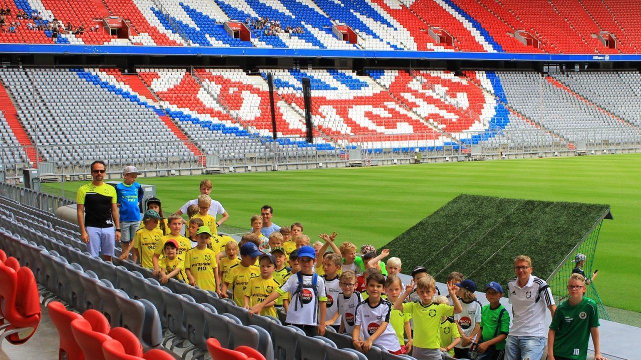Schwarz-gelbe Invasion beim FC Bayern