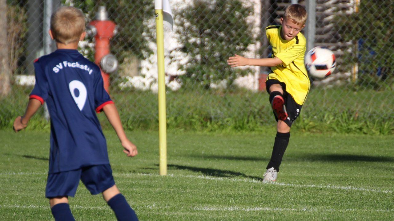 E-Junioren starten in die neue Saison